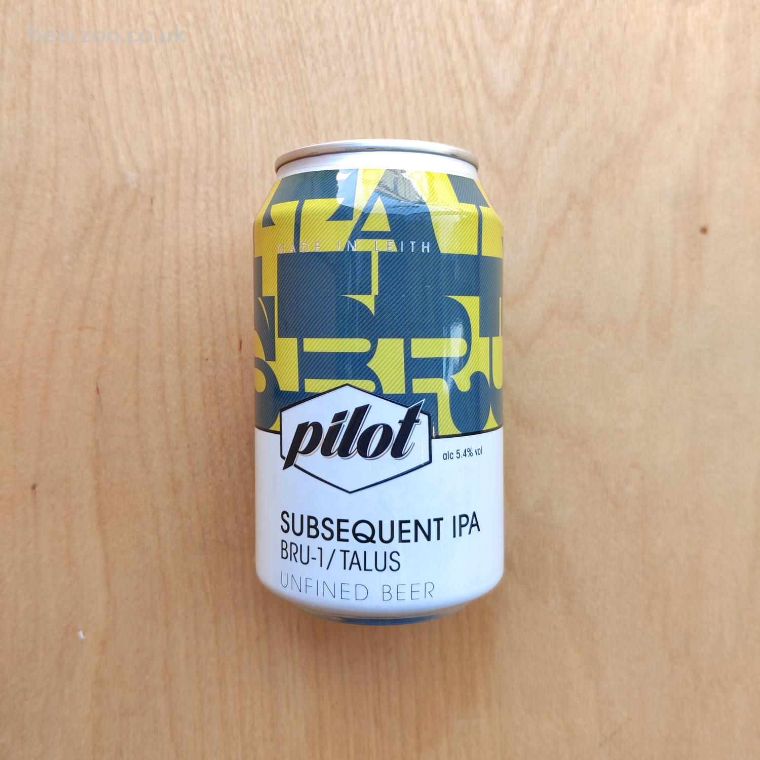 Pilot - Subsequent IPA 5.4% (330ml)