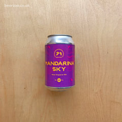 71 Mandarina Sky Can 5.8% (330ml)