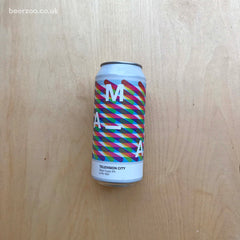 Manual - Television City 6.4% (440ml)