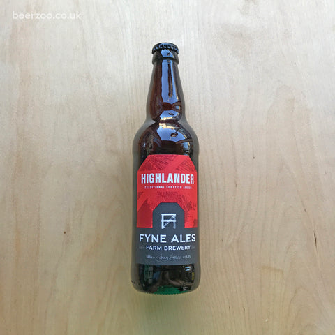 Fyne - Highlander 4.8% (500ml)