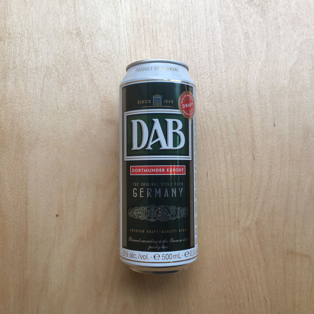 DAB Dortmunder Export 5% (500ml)