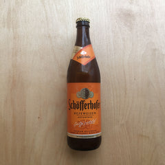 Schofferhofer - Hefeweizen 5% (500ml)