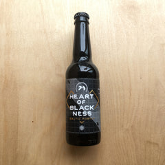 71 Heart of Blackness Baltic Porter 5.8% (330ml)