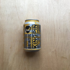 BrewDog Kingpin 4.7% (330ml)