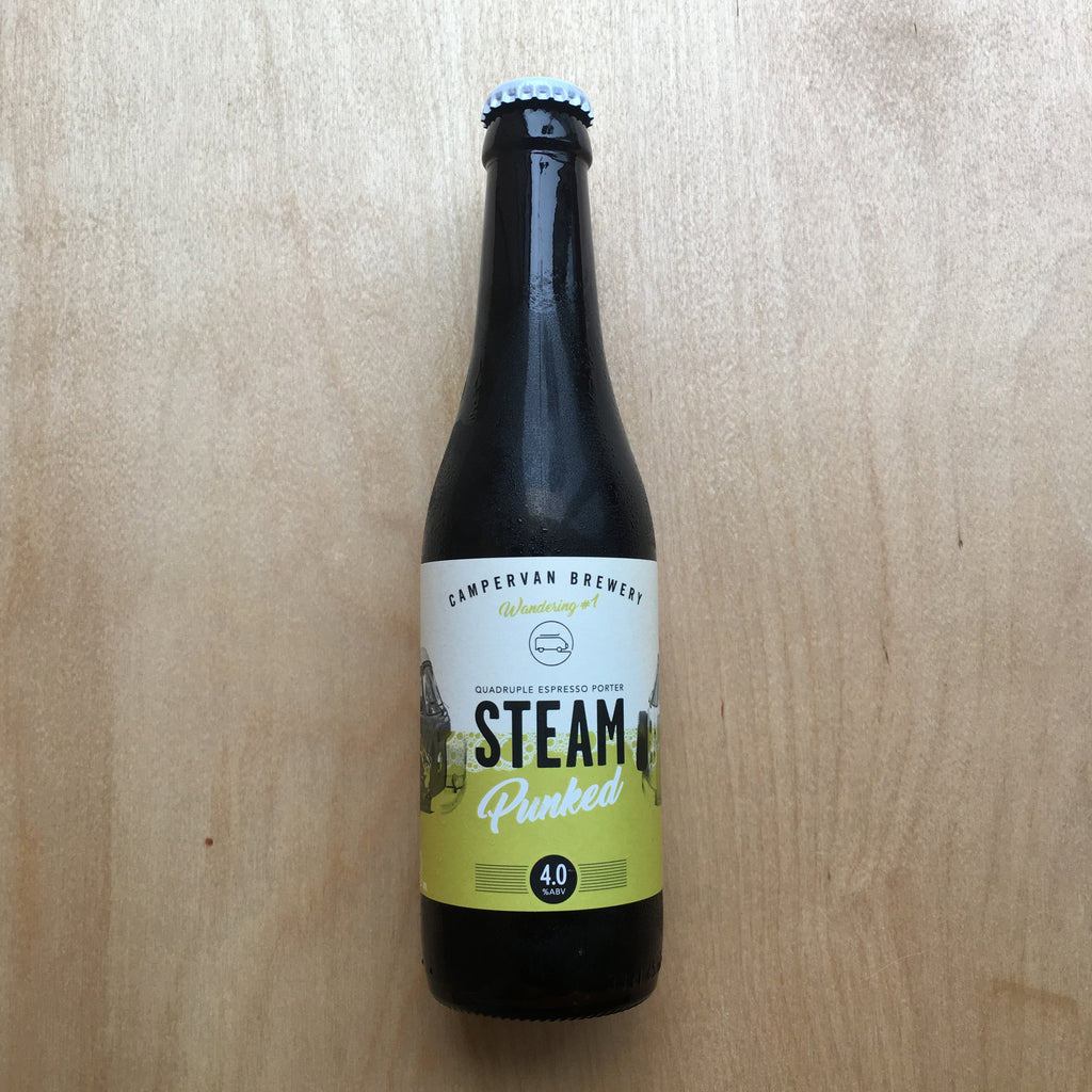 Campervan Steam Punked 4% (330ml)