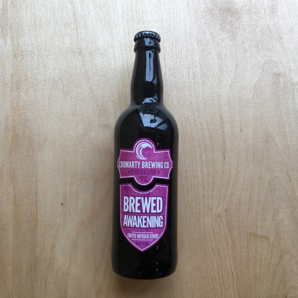 Cromarty Brewed Awakening 4.7% (500ml)