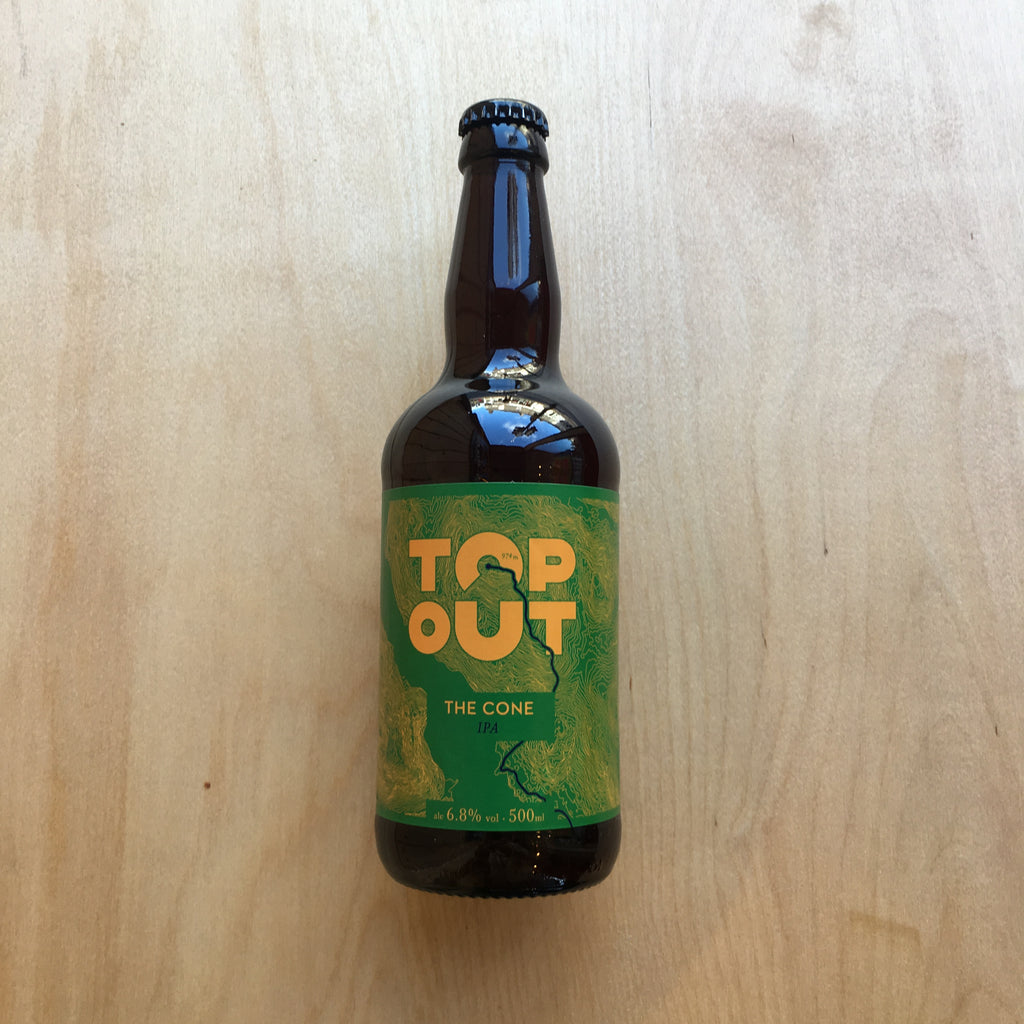 Top Out - The Cone 6.8% (500ml)