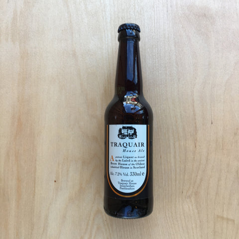 Traquair - House Ale 7.2% (330ml)