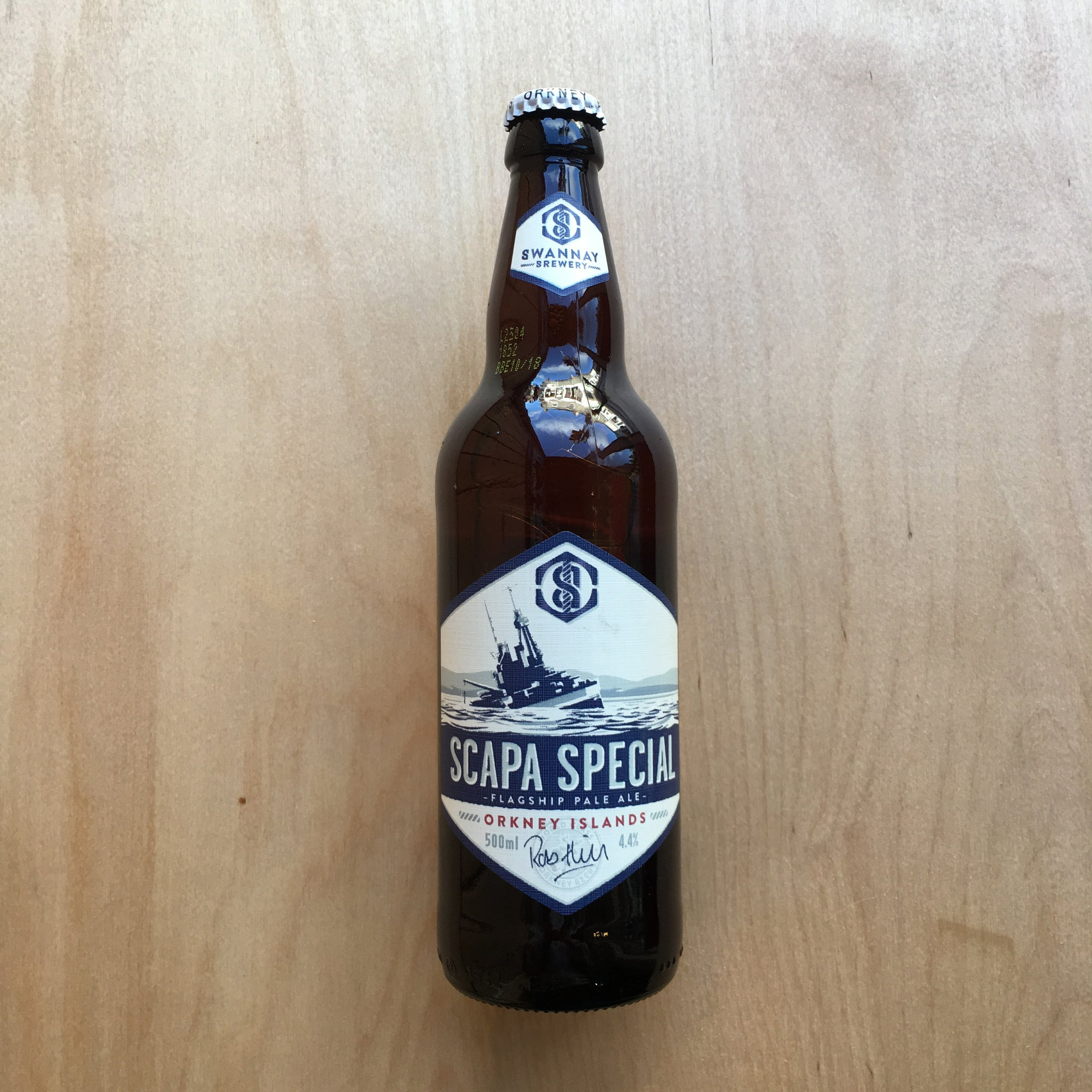 Swannay - Scapa Special 4.2% (500ml)