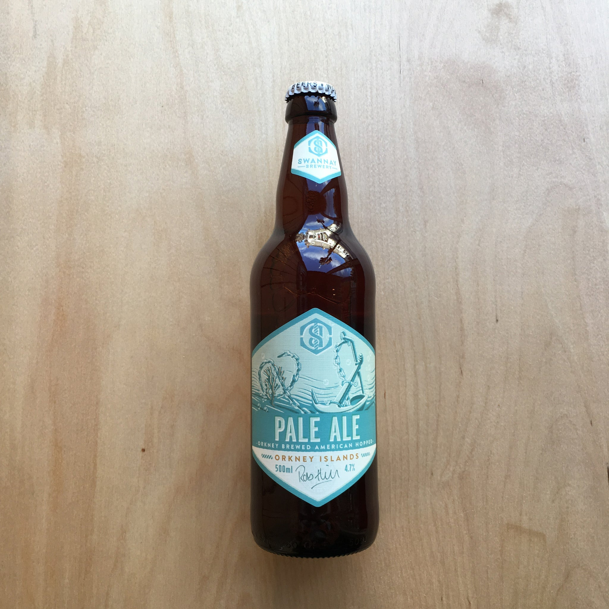 Swannay - Pale Ale 4.7% (500ml)
