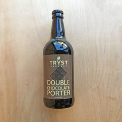Tryst - Double Chocolate Porter 4.4% (500ml)