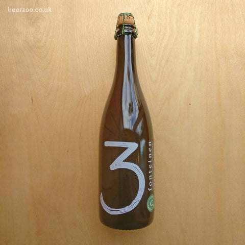 3 Fonteinen - Cuvee Armand & Gaston 2017/18 6.1% (750ml)
