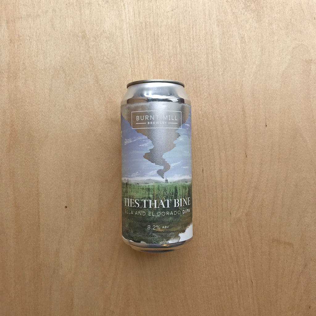 Burnt Mill Ties That Bine 8.2% (440ml)