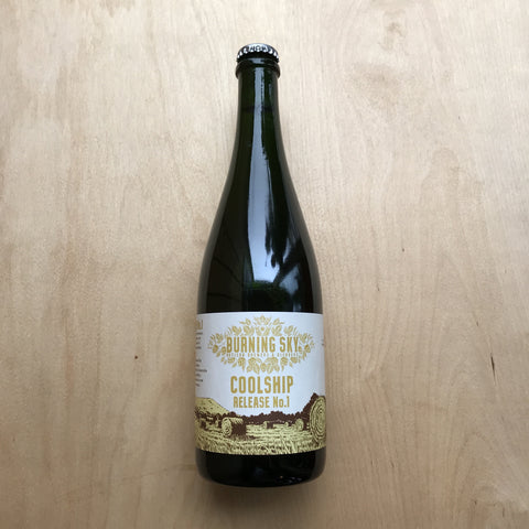 Burning Sky - Coolship Release No.1 6.8% (750ml)