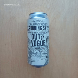Burning Sky - Out Of Vogue 5.9% (440ml)