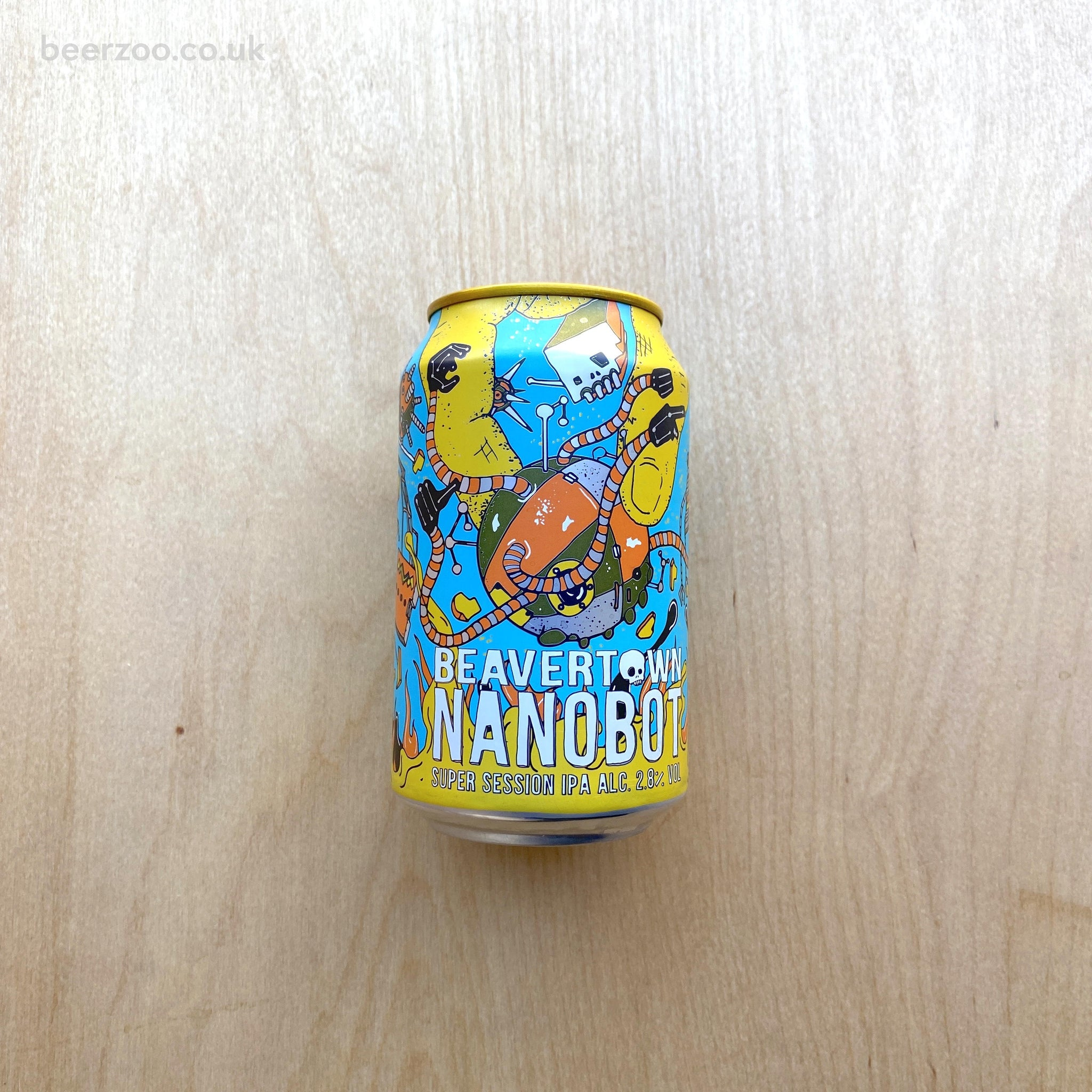 Beavertown - Nanobot 2.8% (330ml)