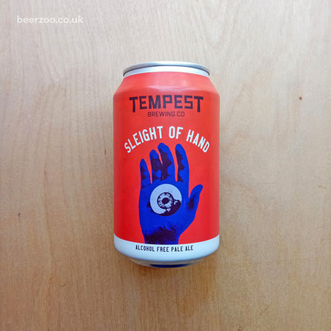 Tempest - Sleight of Hand 0.5% (330ml)