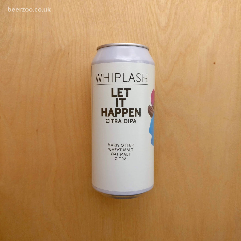 Whiplash - Let It Happen 8% (440ml)