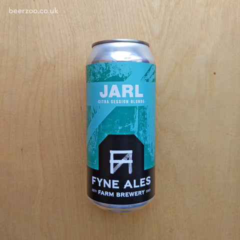 Fyne - Jarl 3.8% (440ml)