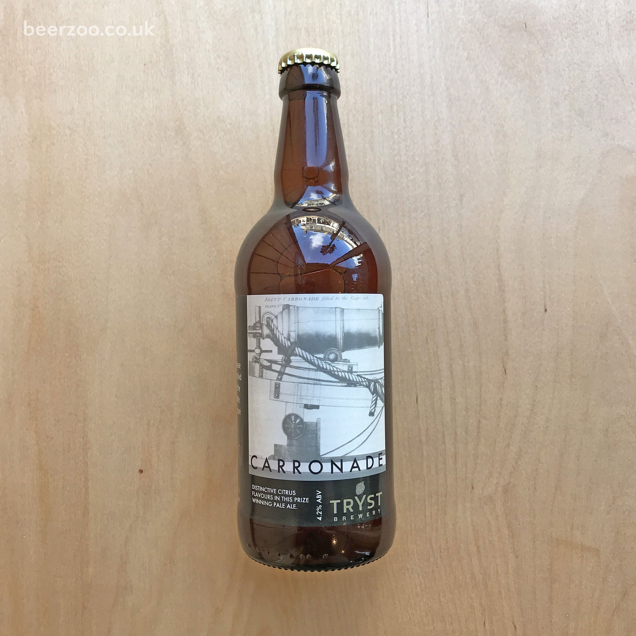 Tryst Carronade 4.2% (500ml)