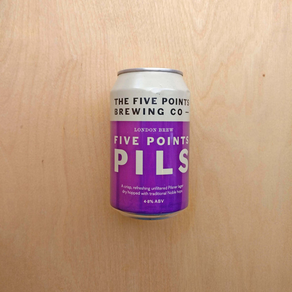 Five Points - Pils 4.8% (330ml)
