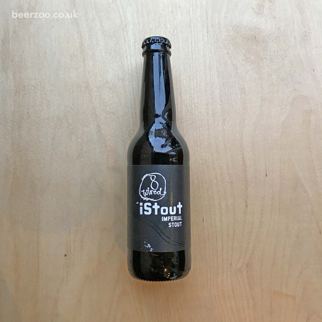 8 Wired - iStout 10% (330ml)