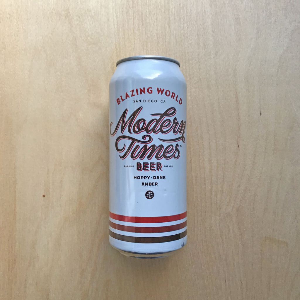 Modern Times Blazing World 6.8% (475ml)