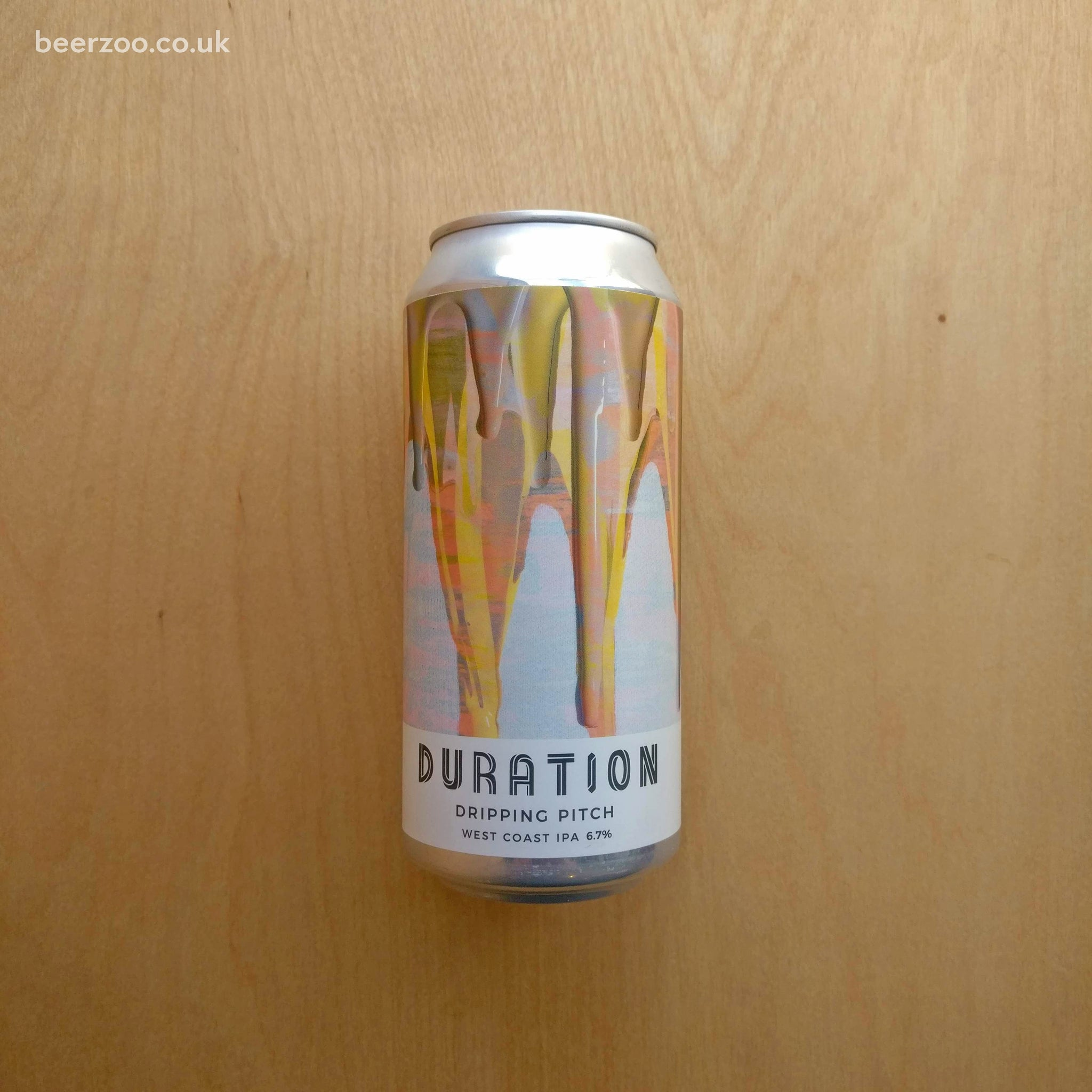 Duration - Dripping Pitch 6.7% (440ml)
