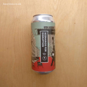 Wylam - Scenarios For Disruption 3.4% (440ml)