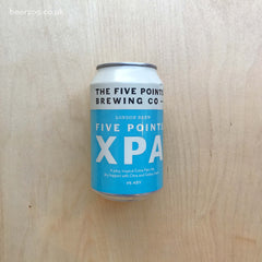 Five Points - XPA 4% (330ml)