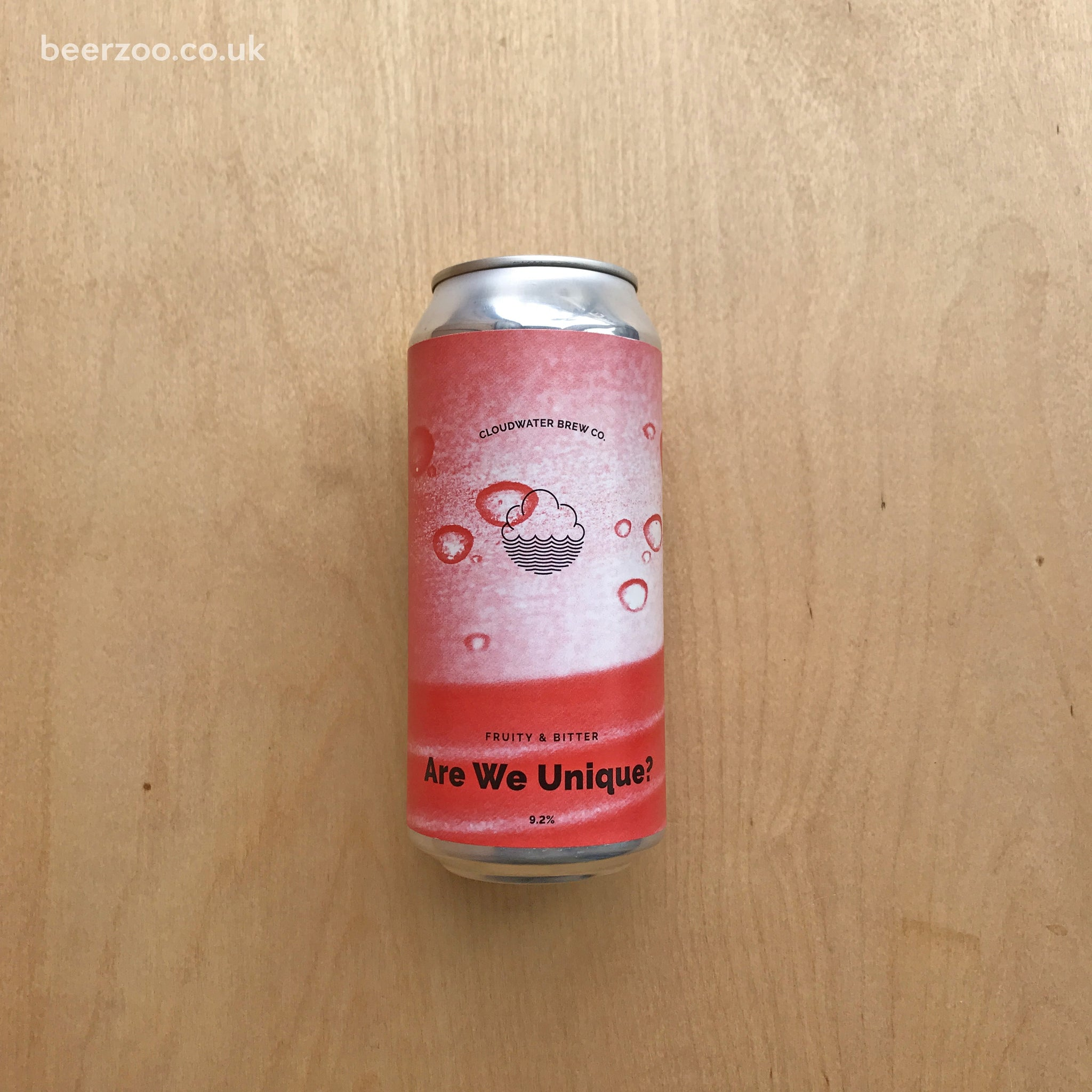 Cloudwater - Are We Unique? 9.2% (440ml)