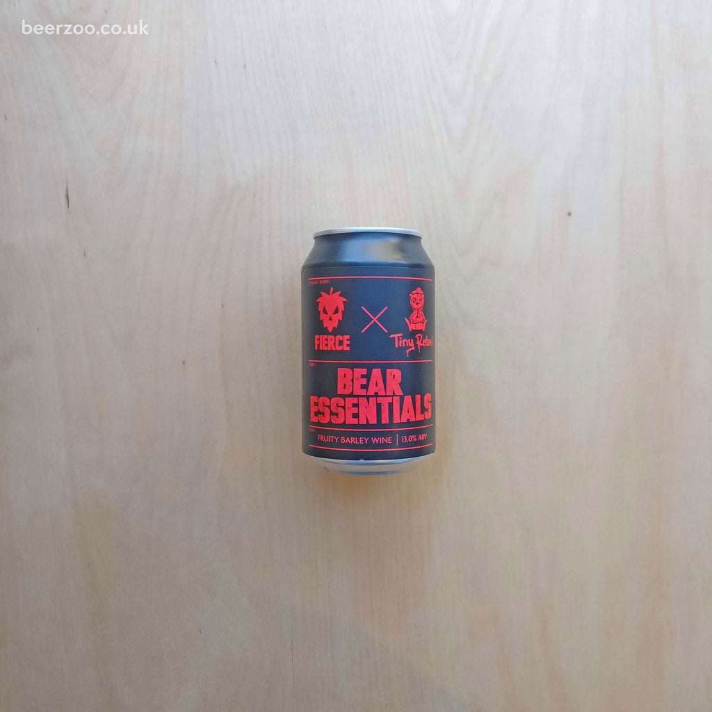 Fierce / Tiny Rebel - Bear Essentials 13% (330ml)
