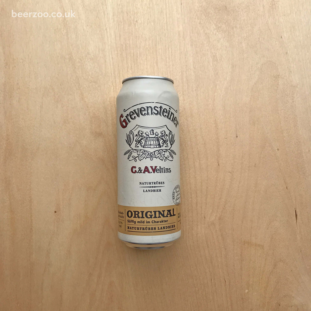 Gravensteiner Original Can 5.2% (500ml)