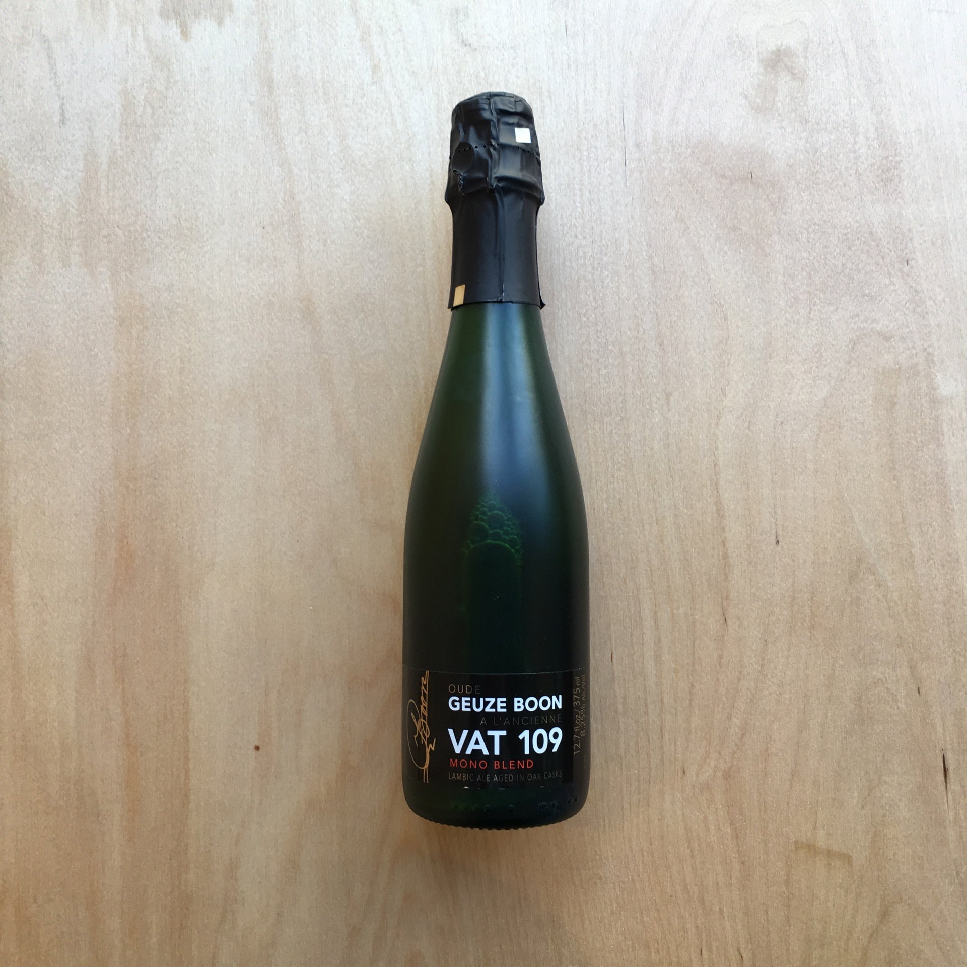 Geuze Boon VAT 109 8% (375ml)