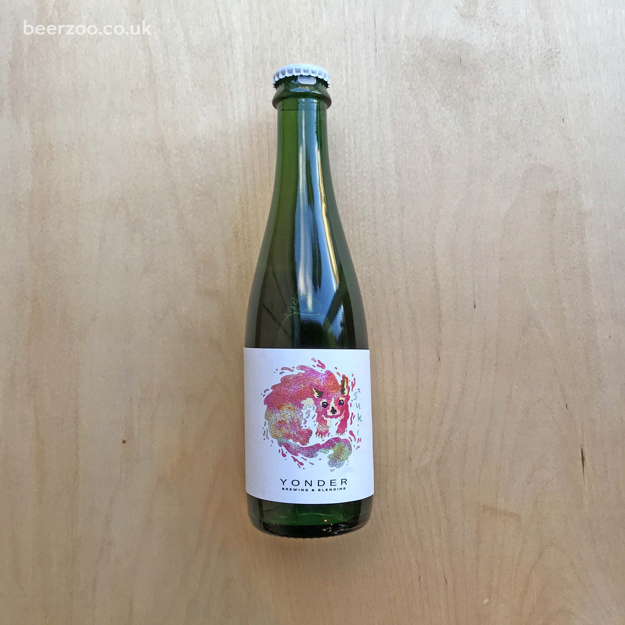 Yonder Brewing - Suki 6% (375ml)