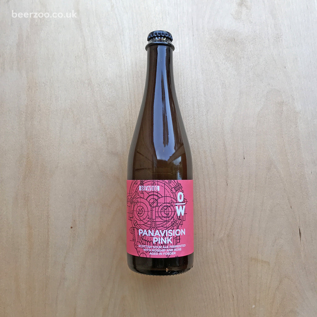 Overworks - Panavision Pink 5.5% (500ml)