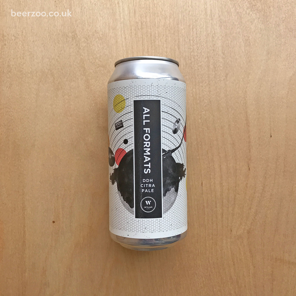 Wylam All Formats 5.2% (440ml)