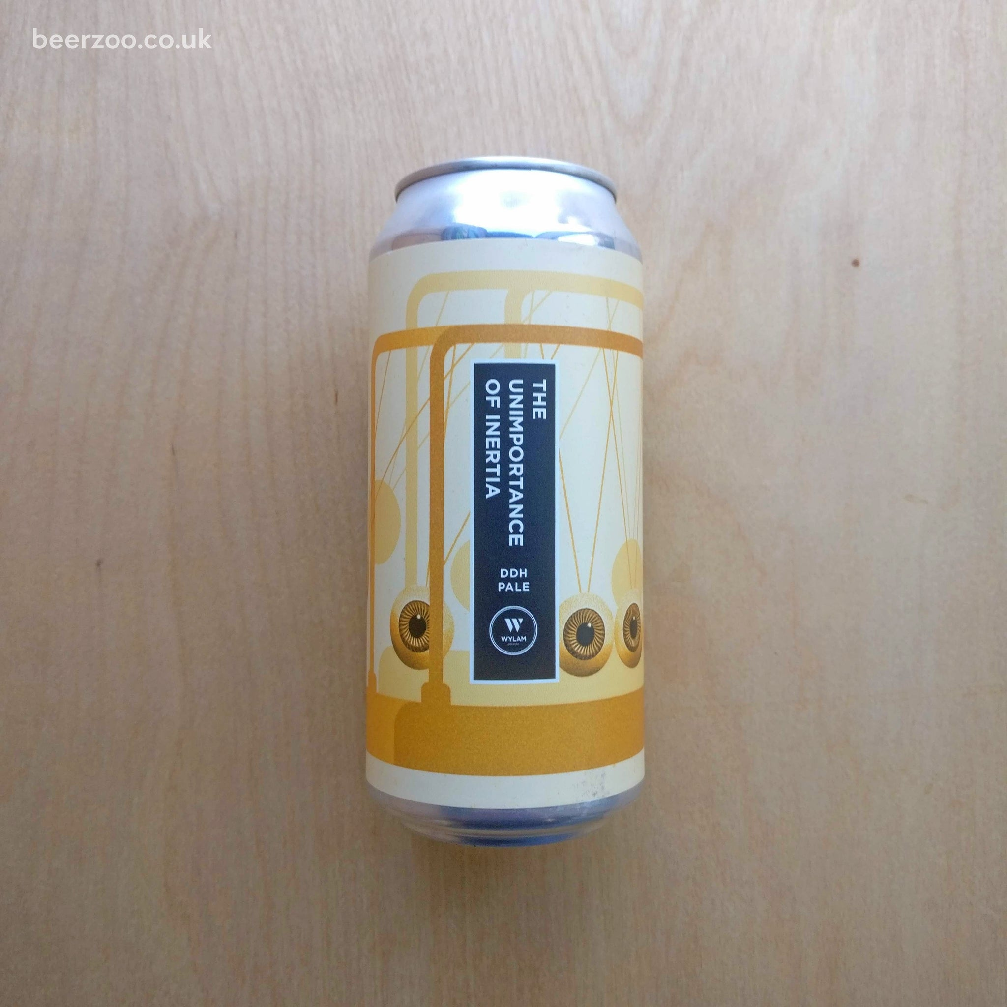 Wylam - The Unimportance Of Inertia 5.8% (440ml)