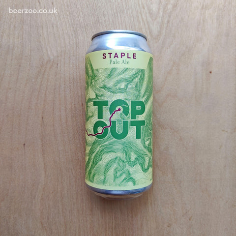 Top Out - Staple 4% (440ml)