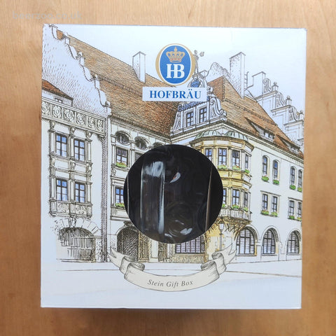 Hofbrau - Gift Box 5.1% (4x500ml)