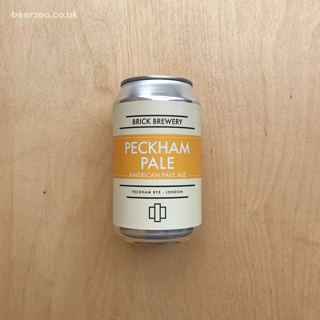 Brick Peckham Pale 4.5% (330ml)