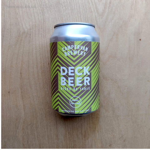 Campervan - Deck Beer 3.3% (330ml)