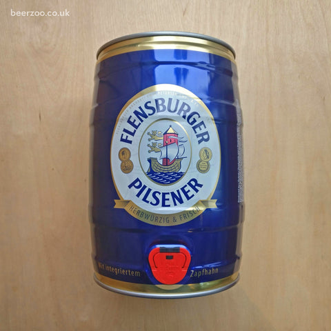 Flensburger Mini Keg (Shipping Paid) 4.8% (5L)