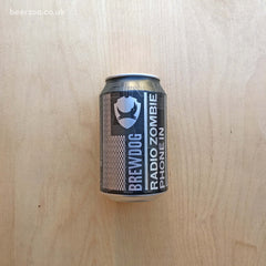Brewdog - Radio Zombie Phone In 14% (330ml)