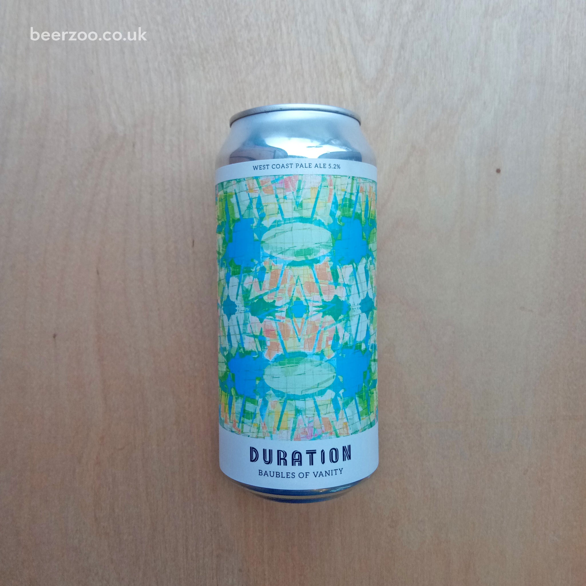 Duration - Baubles of Vanity 5.2% (440ml)