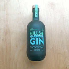 Hills & Harbour Gin 40% (700ml)