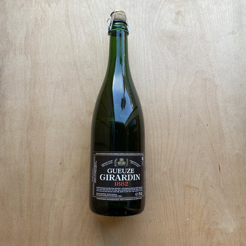 Girardin - 1882 Black Label 5% (750ml)