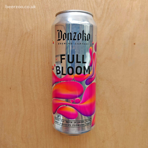 Donzoko - Full Bloom 4.7% (500ml)