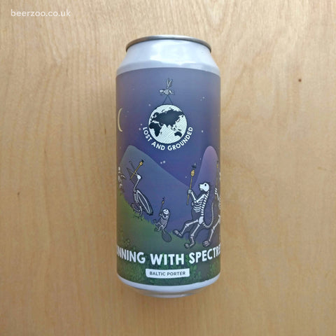Lost & Grounded - Running With Spectres 6.8% (440ml)