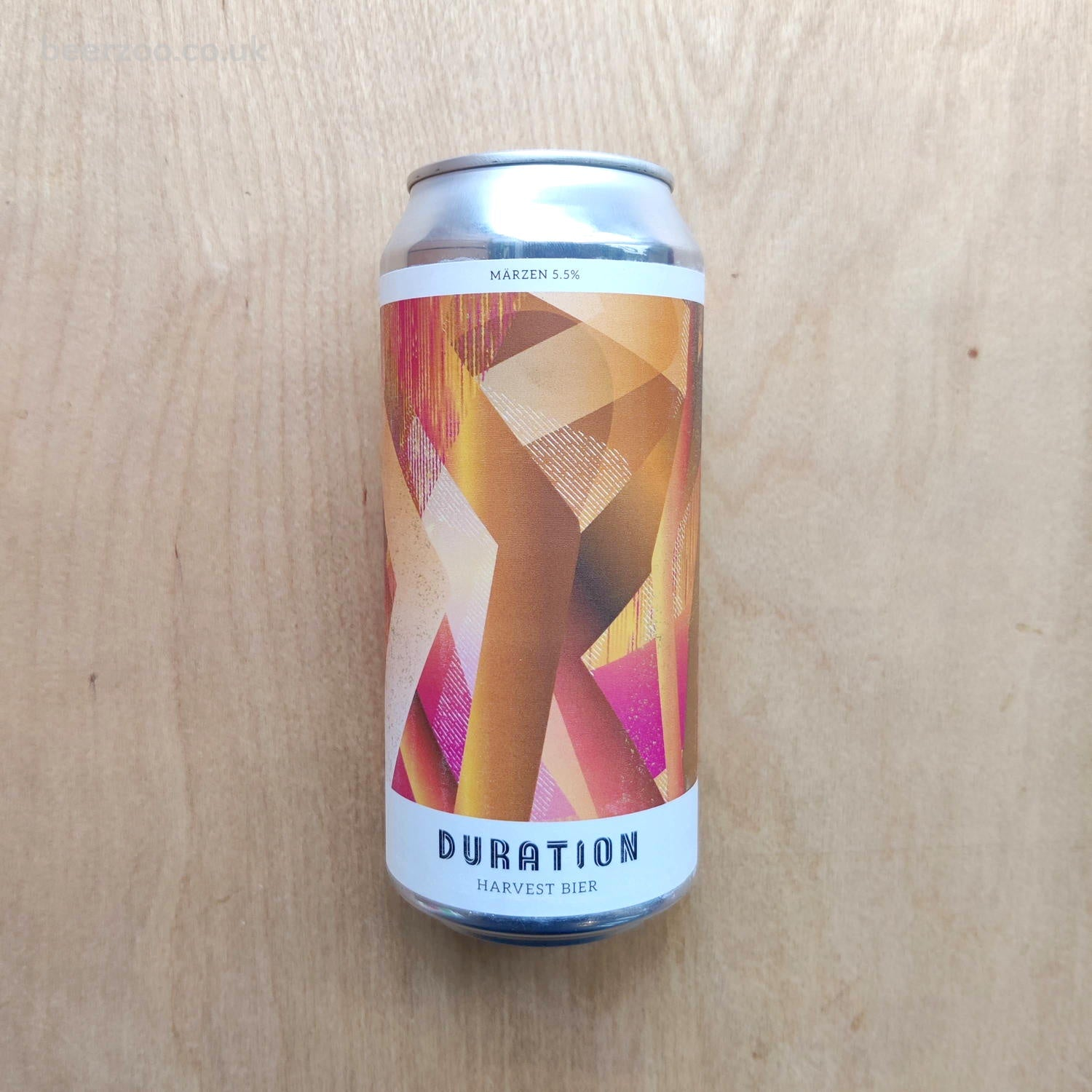 Duration - Harvest Bier 5.3% (440ml)